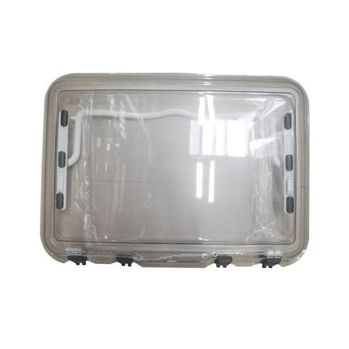 Dometic Midi-Heki Glas kpl. mit Anbauteilen Bügelversion