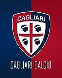 Nalana Poster Cagliari Football UH-100 Bar Living Room