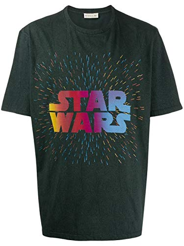 ETRO Star Wars/Paisley Camiseta - Gris - Medium