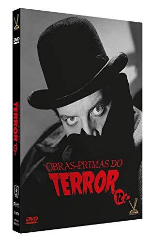 OBRAS-PRIMAS DO TERROR vol. 12