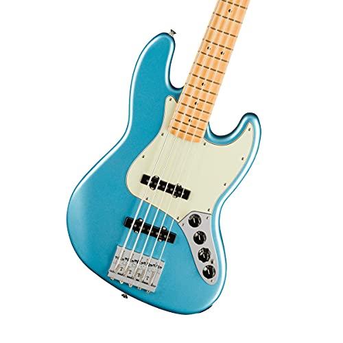 Fender 5 String Bass Guitar, Right, Opal Spark (0147382395)
