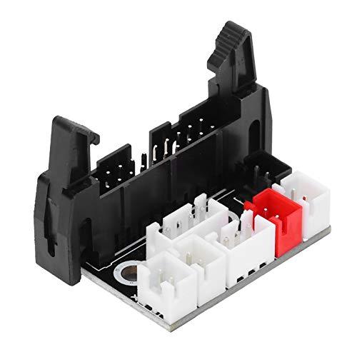 2 Pcs PCB Adapter Board Industrial for Wanhao D7 i3Plus MK2/D9/D6 Plus Control Components Industrial Control Components