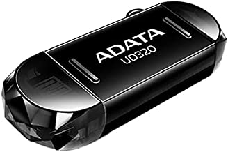 ADATA 64GB UD320 DashDrive Durable OTG Storage Drive USB/microUSB for Android phones and tablets