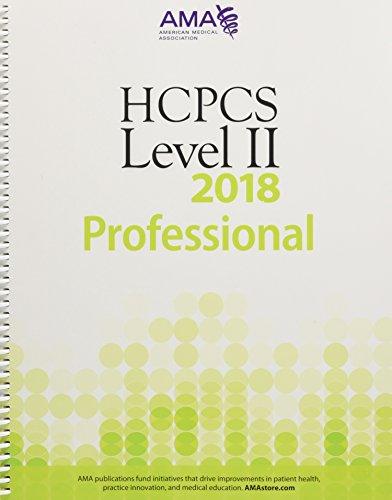 HCPCS 2018 Level II Professional