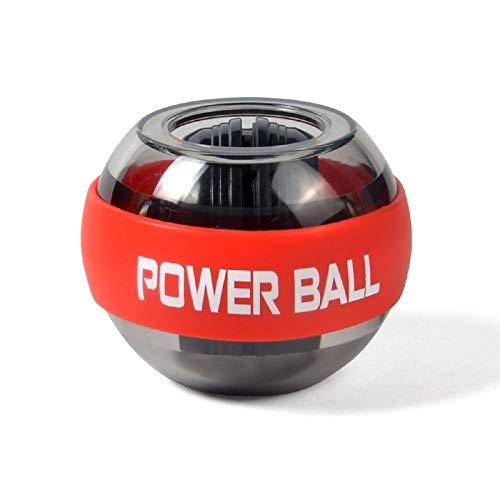 Piłka na nadgarstek, sznurek na nadgarstek żyroskop/uchwyt świecąca piłka fitness dla dorosłych / wewnątrz narzędzie fitness