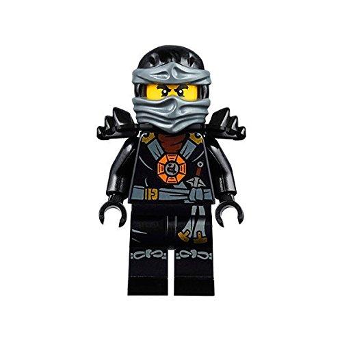 LEGO® Ninjago: Deepstone Cole Minifigure with Aeroblade