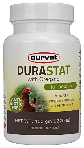 DURVET / BIMEDA 2256650 Durastat for Poultry - 100gm