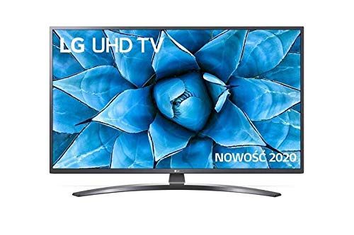LG 43UN74003LB Televisor 109,2 cm (43 ) 4K Ultra HD Smart TV WiFi Plata