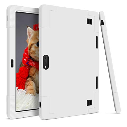 KATUMO Silicone Funda para Tablet 10.1 Pulgadas Android 9.0 Tableta Carcasa Tablet 10.0 Pulgadas YESTEL, YOTOPT, BEISTA Funda de Goma