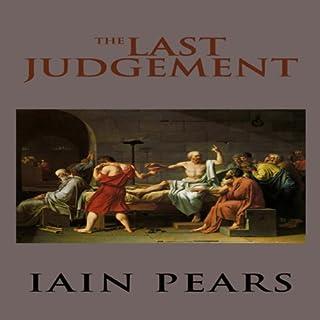 The Last Judgement audiobook cover art