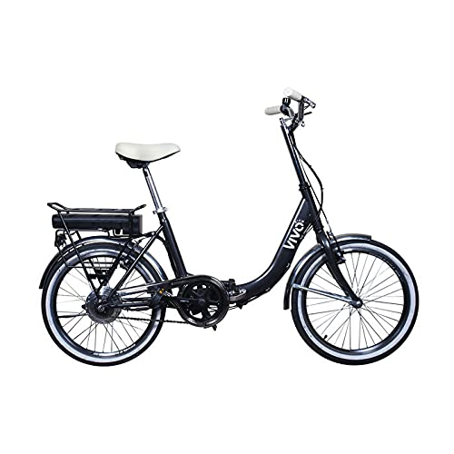 """Bicicletta elettrica con pedalata assistita, Ruote 20"""" - VF20GR Vivo Fold"""