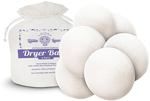Little Lamb Wool Dryer Balls