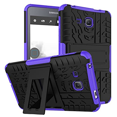 Tablet PC Bag Coperchio tablet per Samsung Galaxy Tab A 2016 7.0 pollici / T280 Trama di pneumatici...