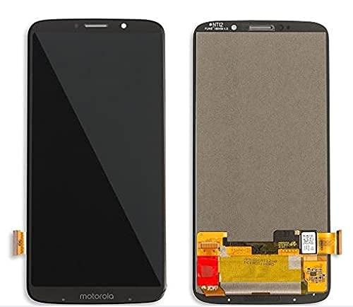 Tela Frontal Touch Display Moto Z3 Play XT1929 Preto