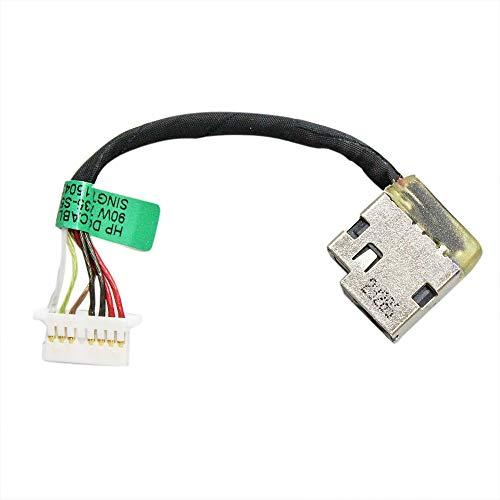 Gintai DC Power Jack Port Replacement For HP Pavilion 14-al103na 14-al115na 14-al100na 14-al106na