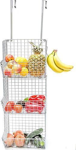 El Mejor Listado de Estantes para fruta los más recomendados. 9