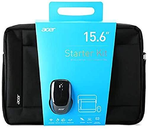 Acer Starter-Set, 15 Zoll Tasche + Federmutter, Violett