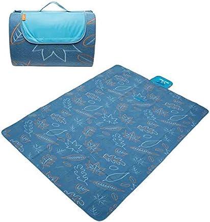 200 x 200 cm Picknickdecke Wasserdichte Unterstützung Outdoor Strand Picknickdecke Matte mit Griff B07Q7PQNCF | Creative