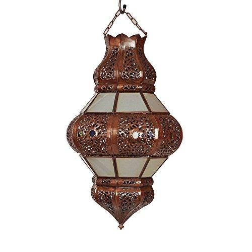Orientalische Lampe Palast Laterne Hängelampe marokkanische Deckenlampe Hänge Leuchte...