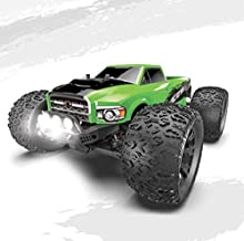 Redcat Racing 1/10 Scale Brushless Electric Monster Truck - Green