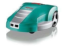 Bosch 06008A2200 Rasenmäher-Roboter Indego 1300, Schnittbreite 26cm, Schnitthöhe 20–60cm