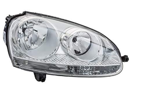 HELLA 1EG 247 007-571 Halogen-Hauptscheinwerfer - links - für u.a. VW Golf V (1K1)