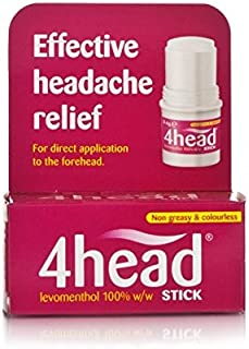 4head Headache Relief Stick x 2