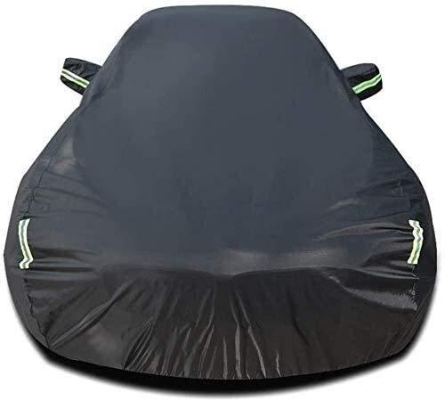 XUECHEN Cubierta de coches Compatible con FIAT 124 ARAÑA CUBIERTA DE VEHÍCULO TRANSPLETLE DE ARAJA AUTOMÁTICO Allas Tiempo Protección UV AUTOMÓVILES AUTOMÓVILES CUBIERTAS EXTERIORES A prueba de agua E