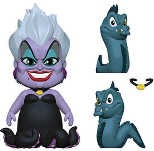 Funko 5 Star: Little Mermaid - Ursula Miniature Toy, Multicolor