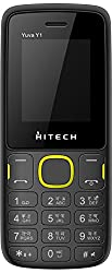 Hitech Yuva Y1 (Yellow-Black)