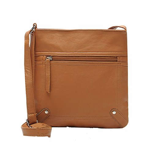 siwetg mode dames schoudertas messenger tas handtas leer satchel cross body tassen