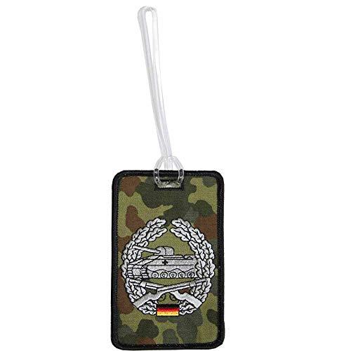 Kofferanhänger Bundeswehr Panzergrenadier