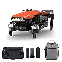 4K UHDカメラ、3軸自己安定化ジンバル、ブラシレスモーター付きQuadcopter、初心者のためのウェイポイントフライトに従ってください。 orange