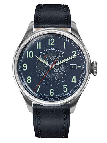 Sturmanskie 2432-6821352 Relojes Automáticos Relojes Mecánicos Relojes de Cuerda Manual