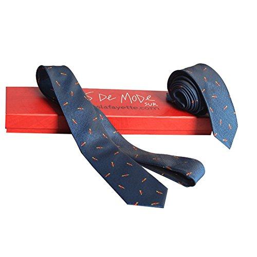 ZSRHH-Neckchiefs Halstücher Herren Krawatte Amor Liebe Logo Design Mode Geschenk Boxed Krawatte