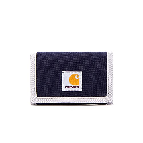 Carhartt WIP Watch - Monedero, color azul marino