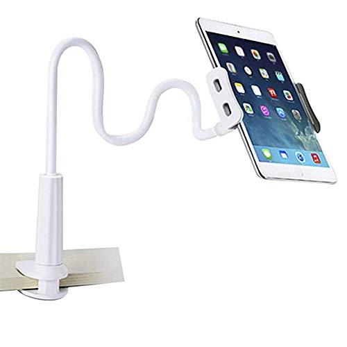 UMEI, Supporto Universale per Telefono Cellulare, Rotazione a 360 Gradi, Flessibile, Braccio Lungo, Morsetto a Collo D'Oca, Supporto per iPhone, Adatto per Tutti i telefoni cellulari