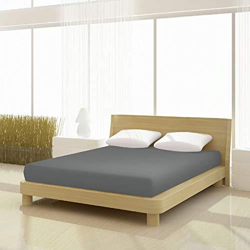 Mr. Sandman Spannbetttuch Full Elastan de Luxe 90-100 x 200-220 cm   40 cm Höhe