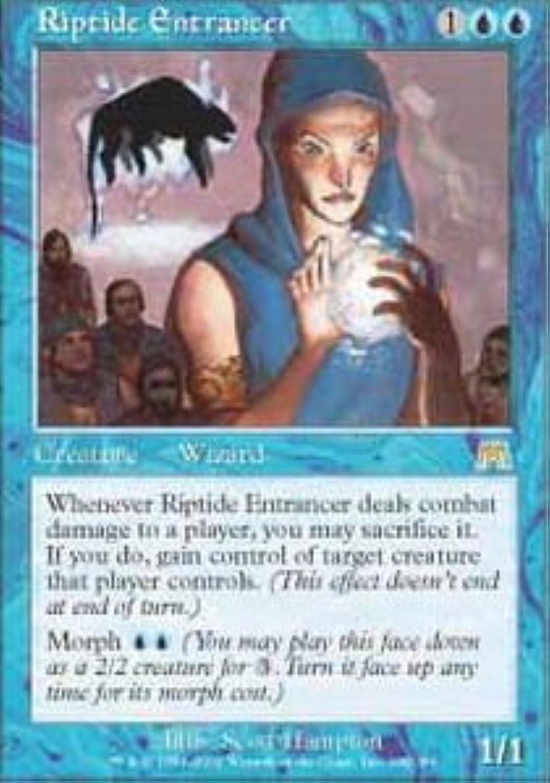 Magic  the Gathering  Riptide Entrancer  Onslaught  Foil