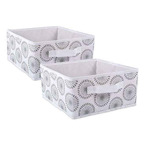 DII Fabric Storage Bins