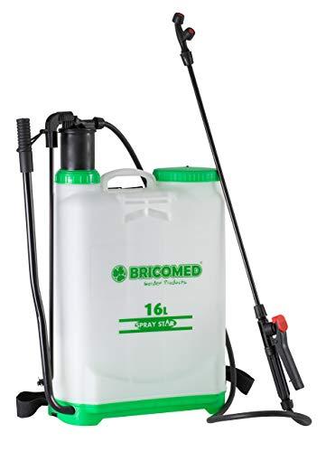 Bricomed - Pulverizador Mochila 16L. Spray Star