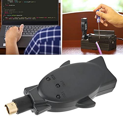 Comunicador Wifi, Adaptador de programación inalámbrico Wifi Señal estable exquisita y compacta para conexión inalámbrica Plug and Play para cargar Descargar