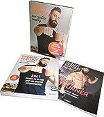 Mes Recettes healthy - Edition collector avec livret Fatburner et étui de Thibault Geoffray
