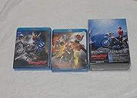 仮面ライダークウガ Blu-ray BOX 初回版BOX付 全3巻セット