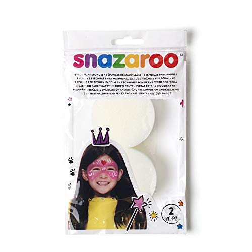 (LL) High Density Sponge 2 Pack - SNAZAROO (!!)