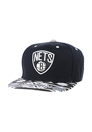 Mitchell & Ness Brooklyn Nets GTech Snapback Cap EU250 Kappe Basecap