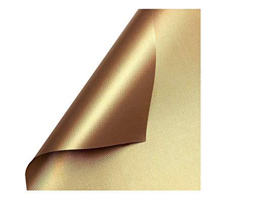OUNONA Grillmatten 5 St¨¹ck Wiederverwendbare Antihaft Pad f¨¹r Backen Gas - Kohle - E-Grill(Golden)