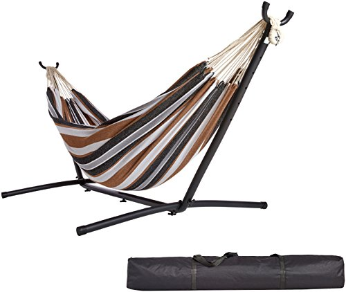 Amazon Basics Fabric Hammock with Stand