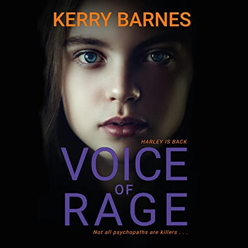 Voice of Rage: Voice, Book 2