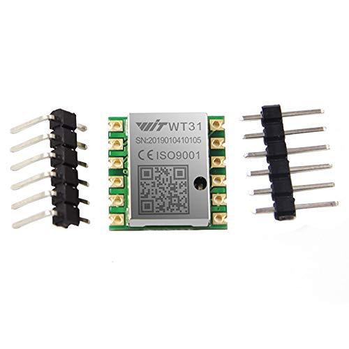 WT31N AHRS IMU Sensor Inclinómetro digital de ángulo de 2